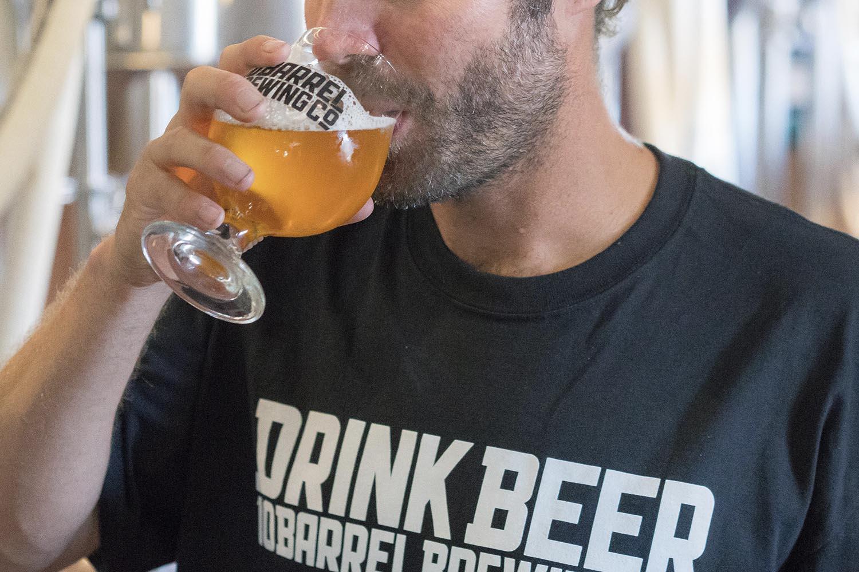 Bier Broeders bierblog het proeven van speciaalbier