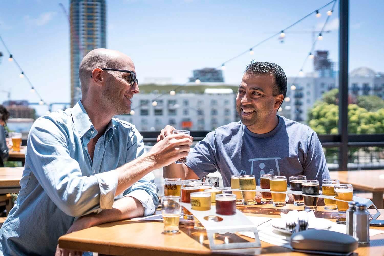 Bier Broeders event stadsbrouwerij 30 november