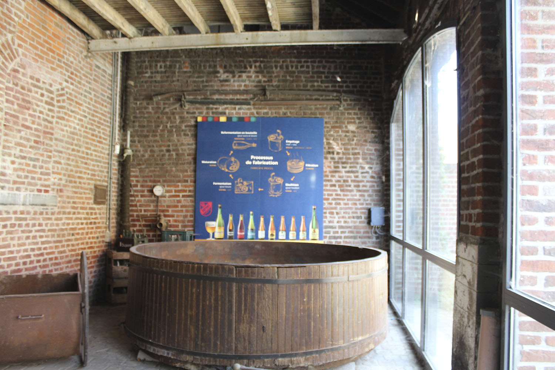 Bier Broeders Brasserie Dupont proeven van speciaalbier 4