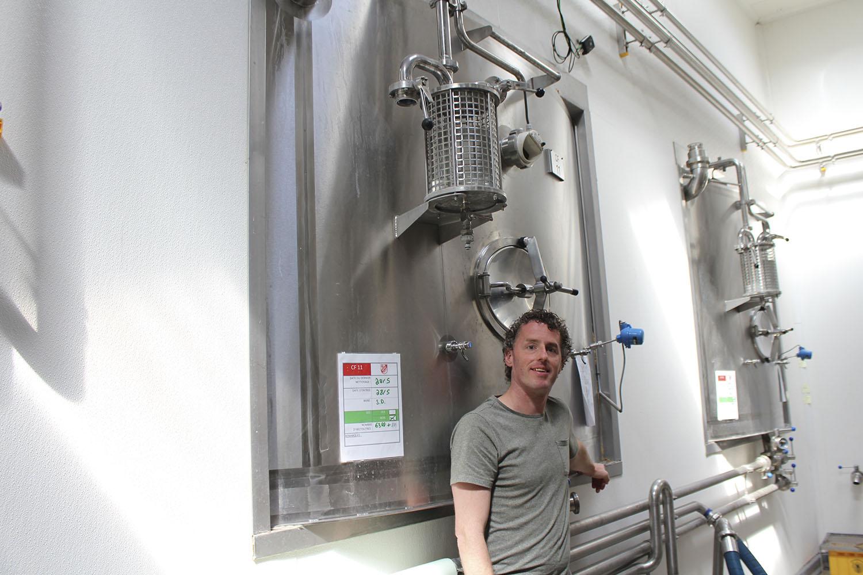 Bier Broeders Brasserie Dupont proeven van speciaalbier 5