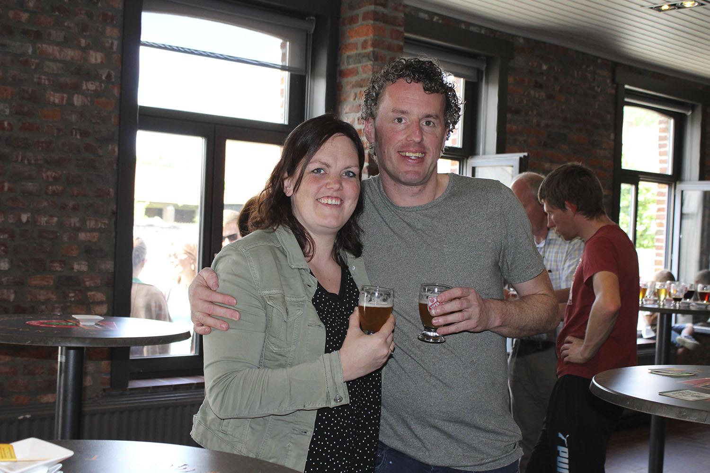 Bier Broeders Brasserie Dupont proeven van speciaalbier 2