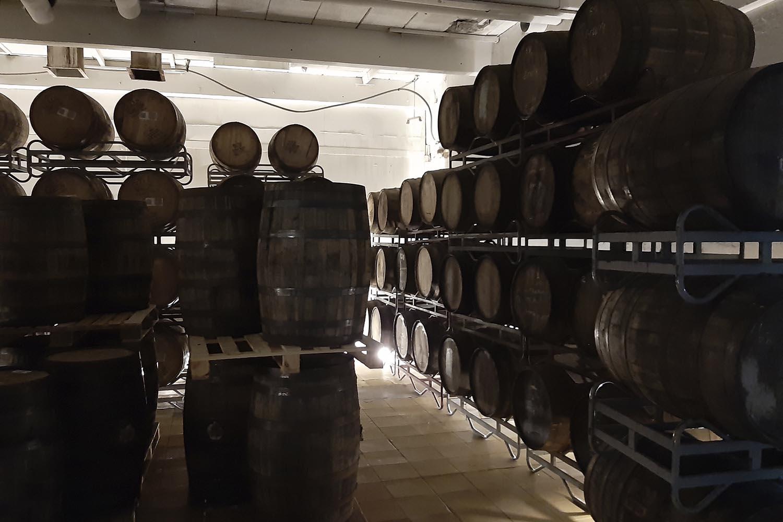 Bier Broeders bier en spareribs contest NGBS barrel aged barrels bier