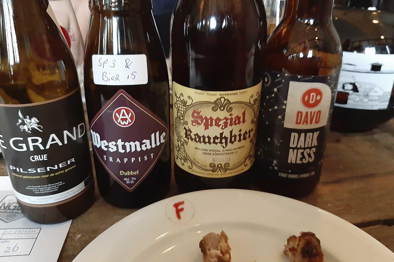 Bier Broeders bier en spareribs contest NGBS bieren