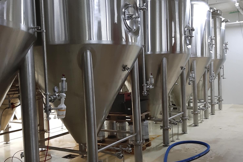 Bier Broeders bier en spareribs contest NGBS vergistings ketels