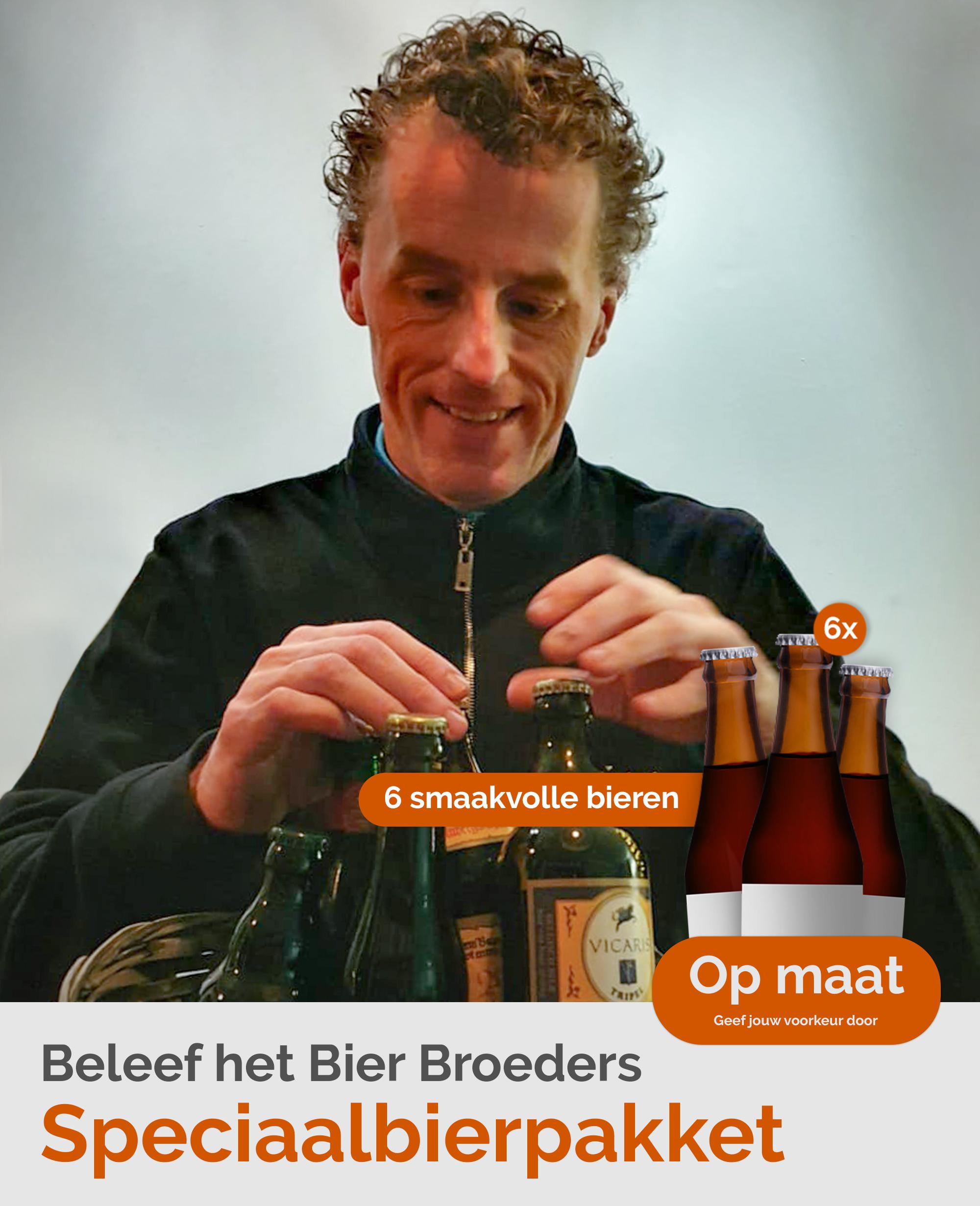 Bier Broeders Vaderdag proefbox Facebook